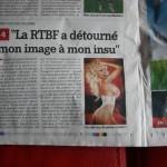 La RTBF a détourné mon image à mon insu